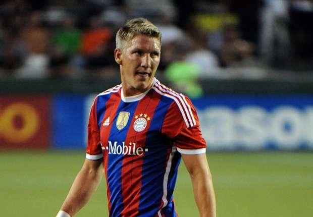 Knee injury no cause for concern, says Schweinsteiger
