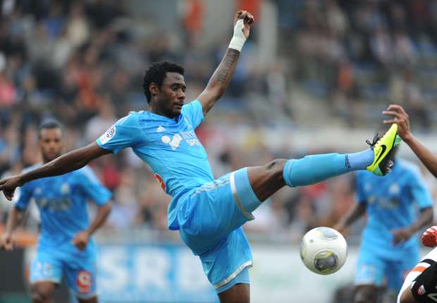 Marseille reject Napoli's £10m offer for N'Koulou
