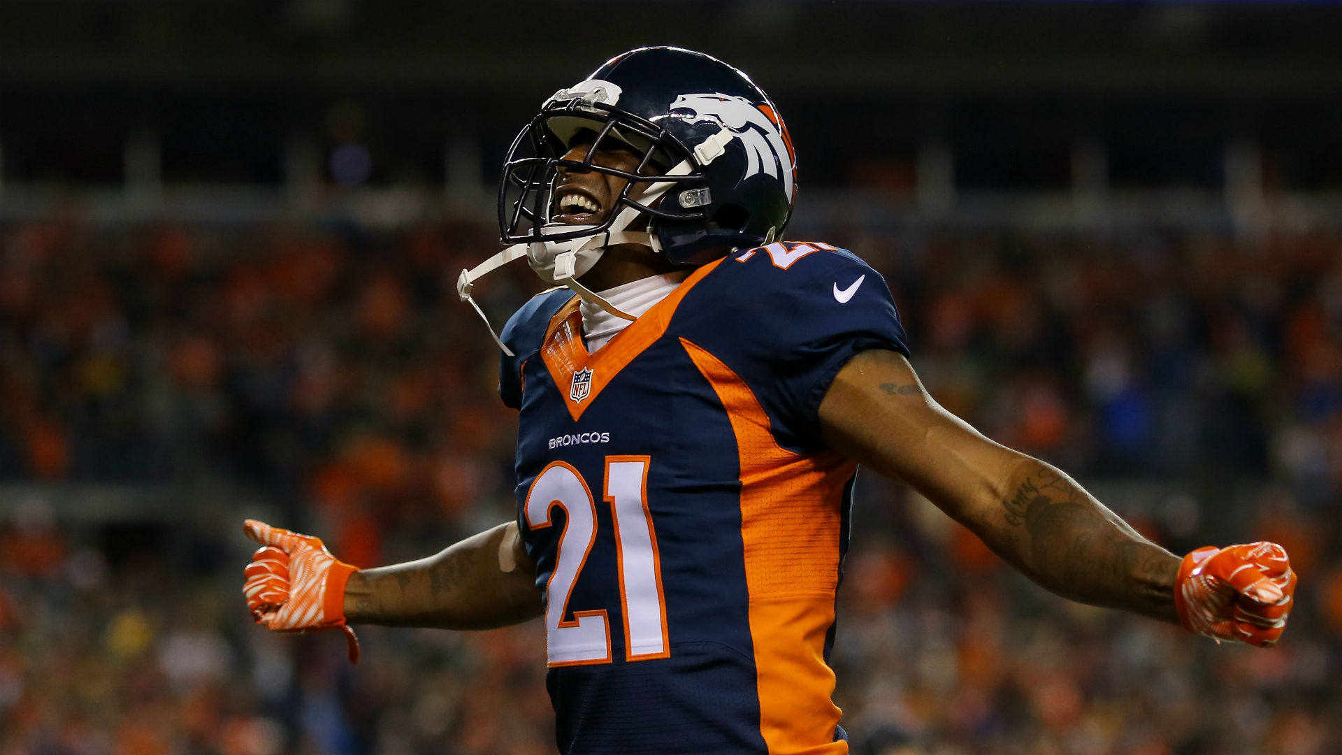 Aqib Talib to miss White House ceremony after gunshot incident