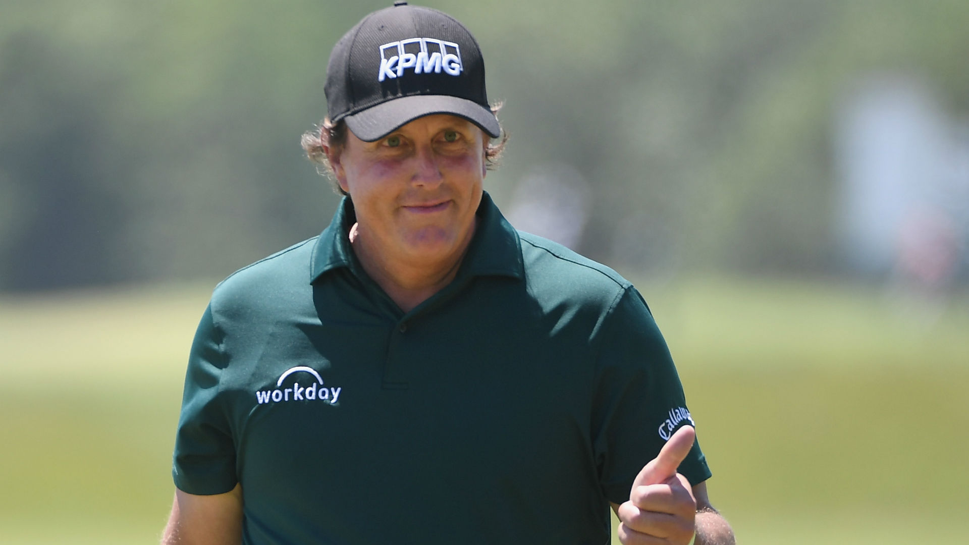 Ryder Cup 2018: Phil Mickelson shows off interesting training method