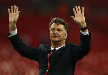 Van Gaal cryptic over Netherlands return