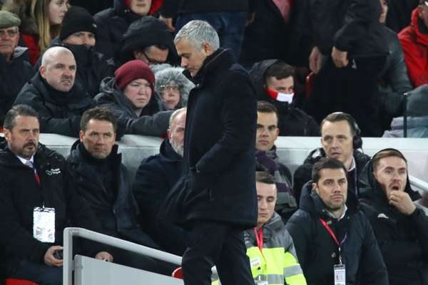 Manchester United's players are not dishonest – Mourinho