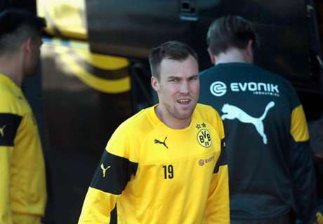 Grosskreutz hints at Dortmund exit