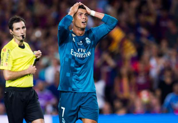 Zidane frustrated by Ronaldo s  harsh  red card against Barca 01e79f2b4