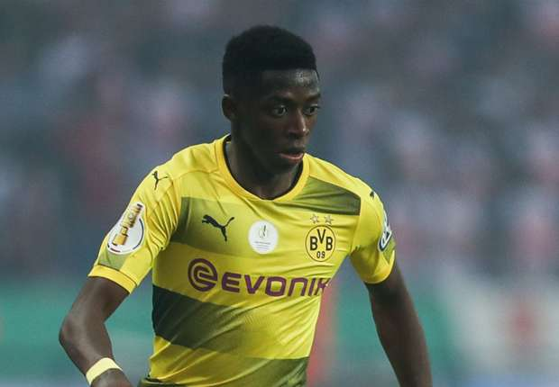 'No negotiations with Barcelona for Dembele' – Dortmund adamant winger is going nowhere
