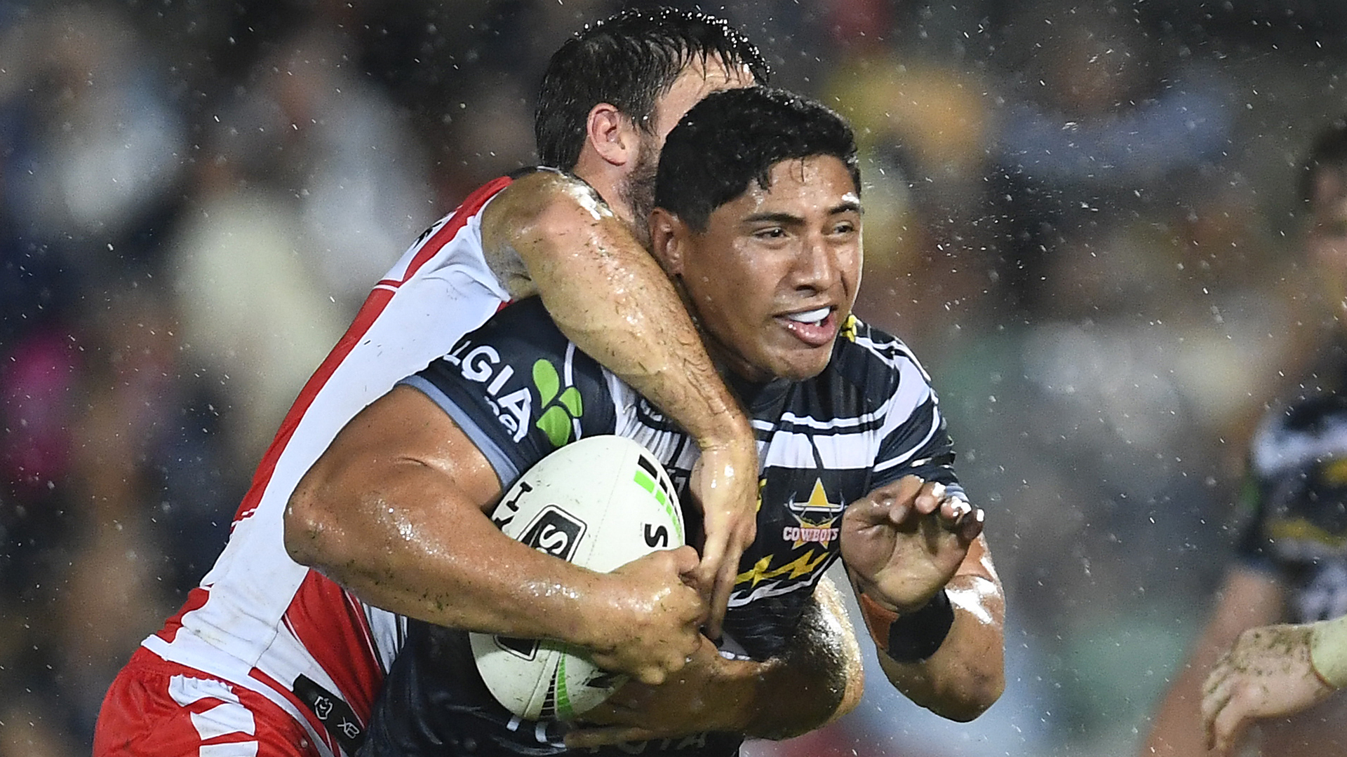 North Queensland Cowboys star Jason Taumalolo