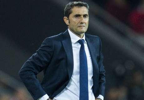 Valverde sugere Barça atrás de craque do Atleti: