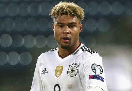 Gnabry: Hazard an example to follow