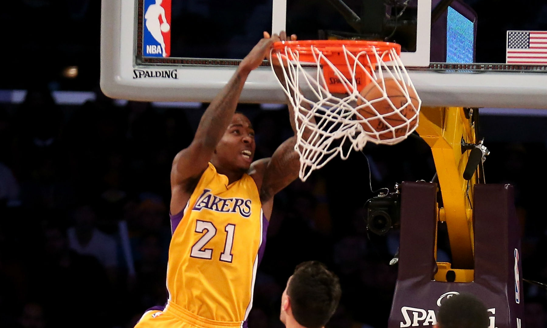 Ed Davis opts out of Lakers contract for NBA free agency