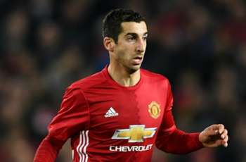 Mkhitaryan: I'm to blame for my slow start, not Mourinho