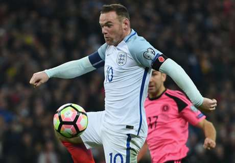 Southgate: Rooney only out with injury