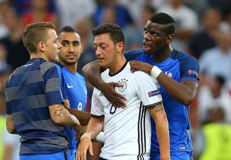 Pogba: Germany want revenge over France