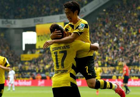 Player Ratings: Dortmund 2-0 Frankfurt