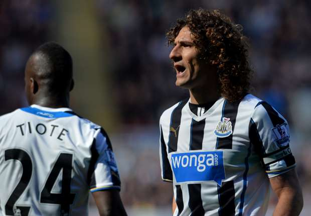 Coloccini commits future to Newcastle