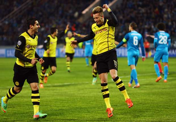 Hometown hero Reus drags Dortmund through moment of adversity
