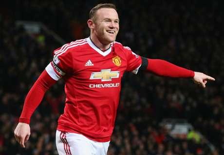 Rooney Masuk Bidikan Klub Tiongkok