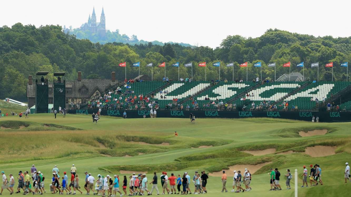 Spectator dies at U.S. Open