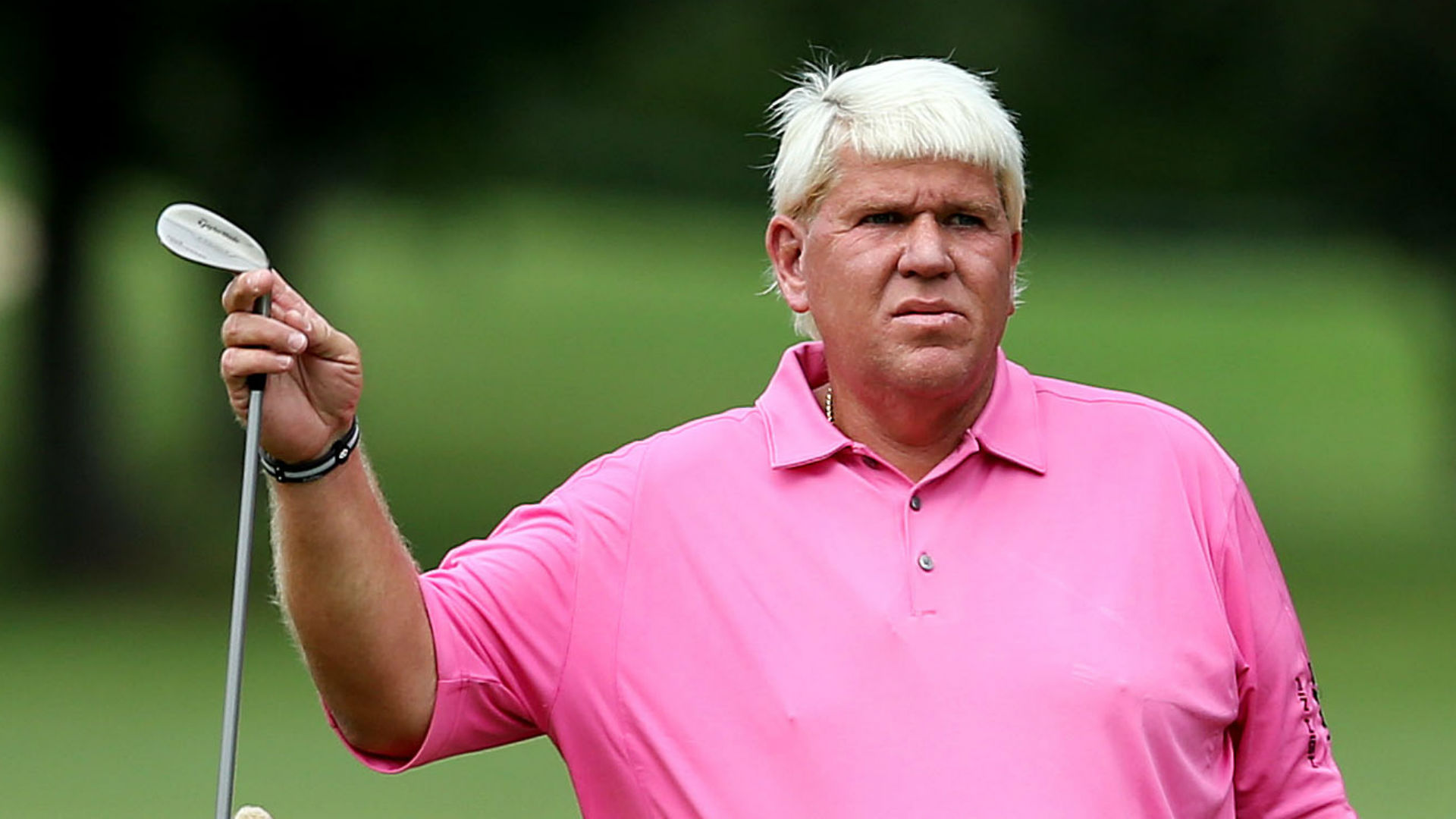 how tall is john daly
