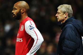 Henry: Replacing Wenger as Arsenal manager? I don't know