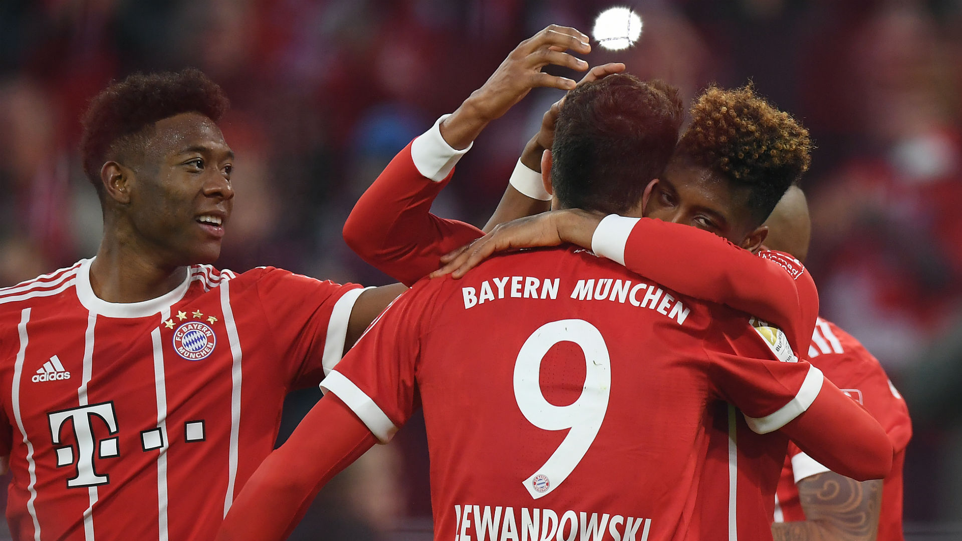German Bundesliga Report: Bayern Munich v Hoffenheim 27 January 2018