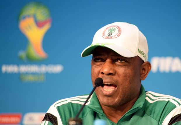 Keshi slams referee after Nigeria exit