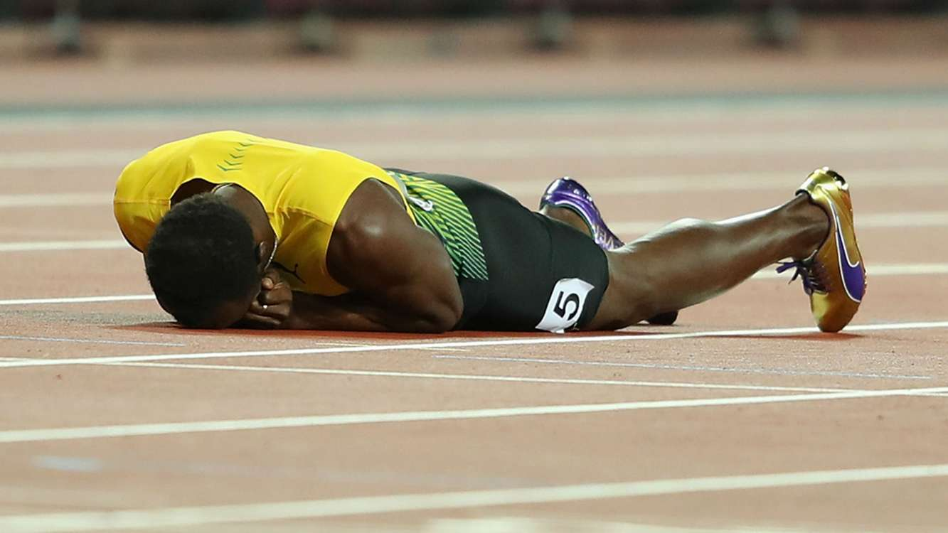 Blake points finger at organisers following Bolt injury woe