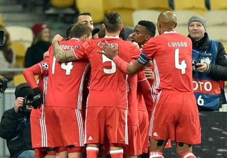 EN VIVO: Belenenses 0-2 Benfica