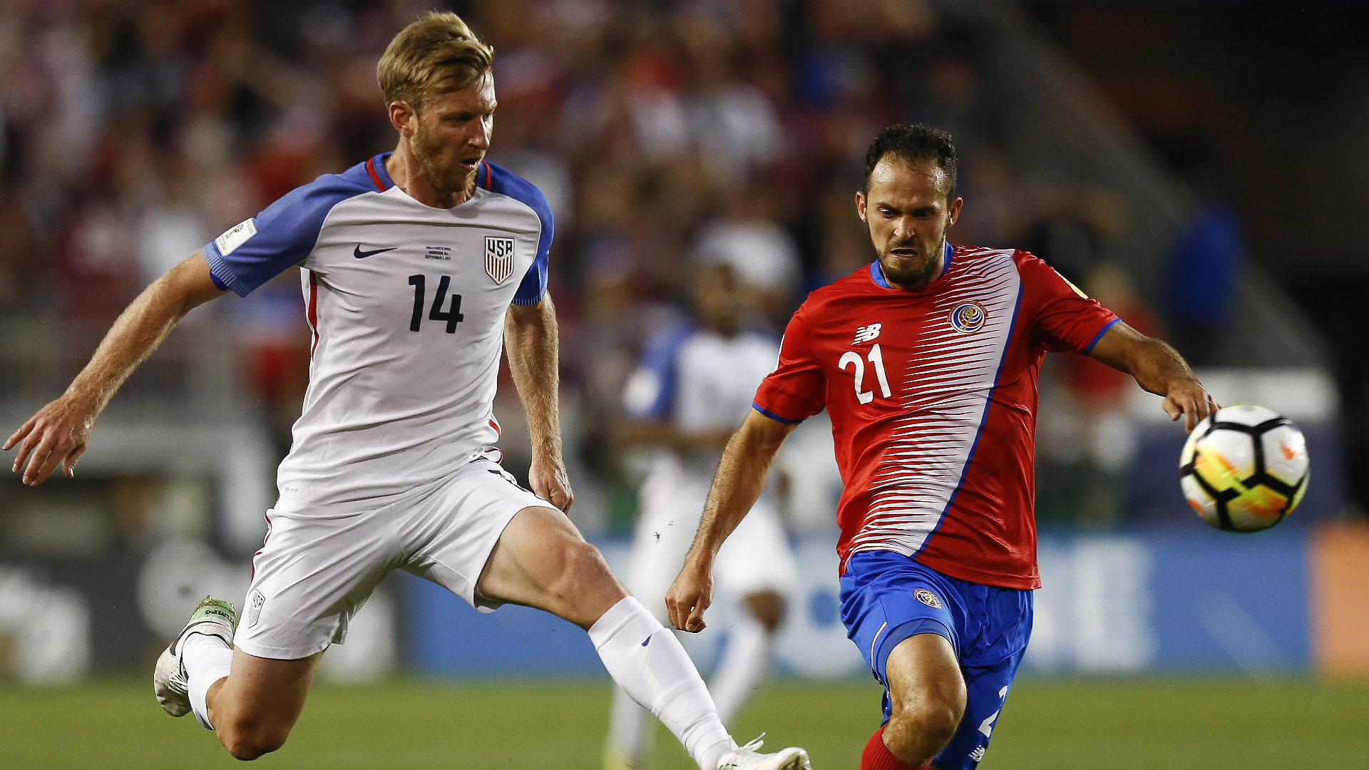Costa Rica deals U.S. hammer blow in World Cup quest