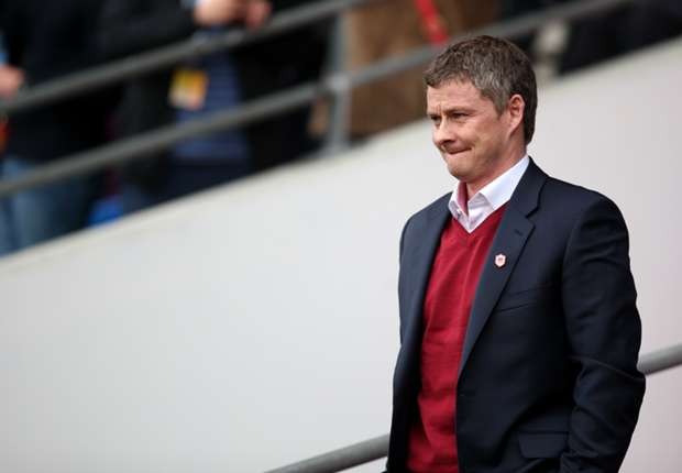 Solskjaer issues rallying cry