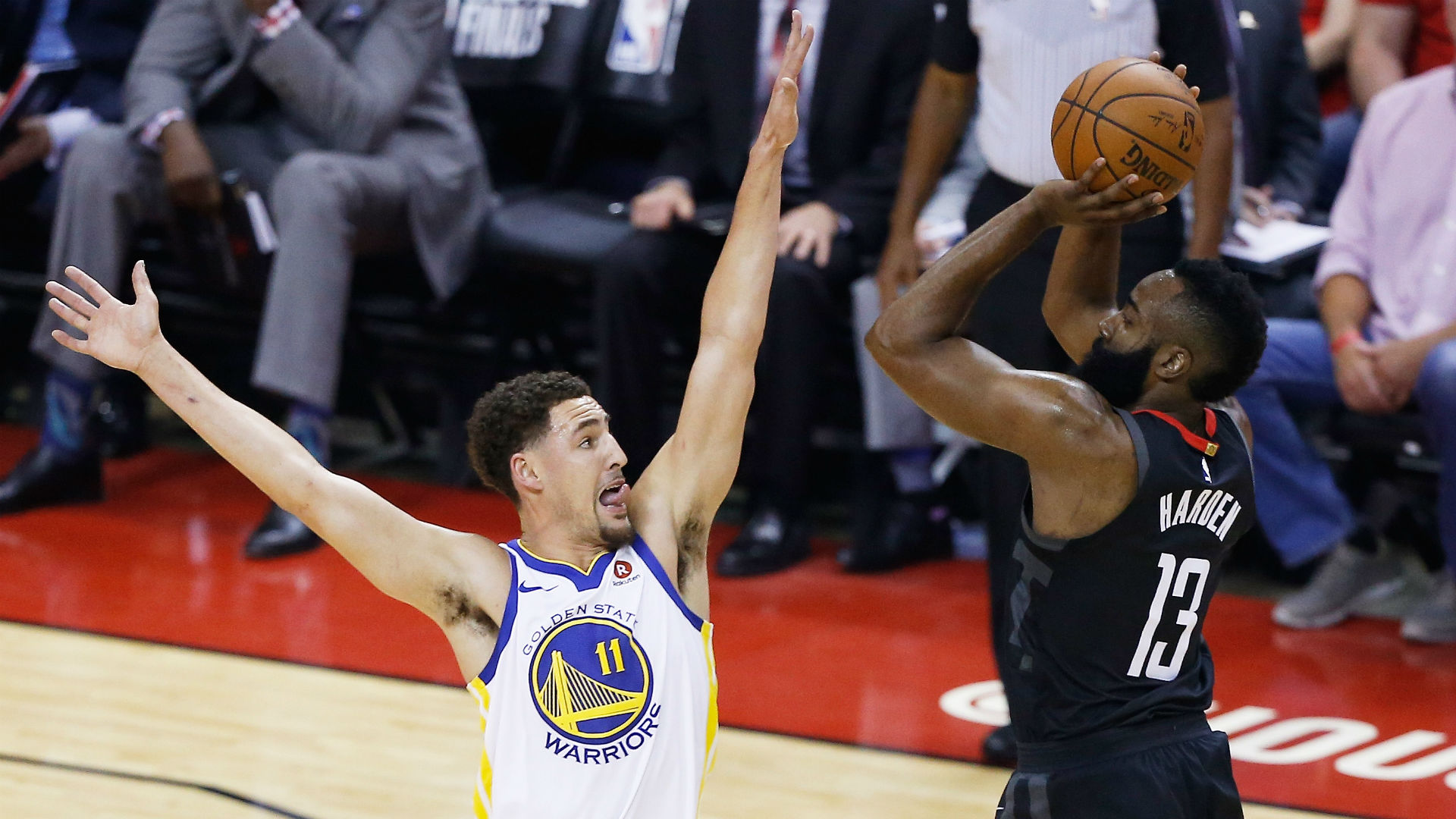 Chris Paul Took Loss to Warriors 'the Hardest'