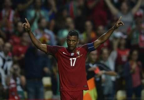 Nani shines in comfortable Portugal win