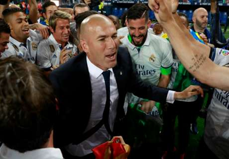 Leboeuf: Zidane will coach France