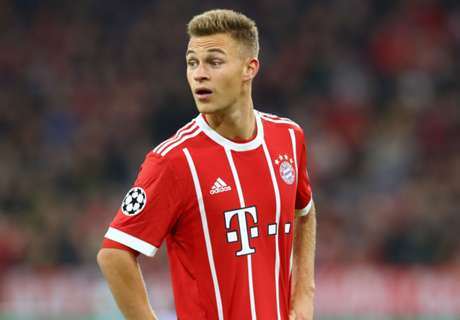 Kimmich shaking off Lahm shadow