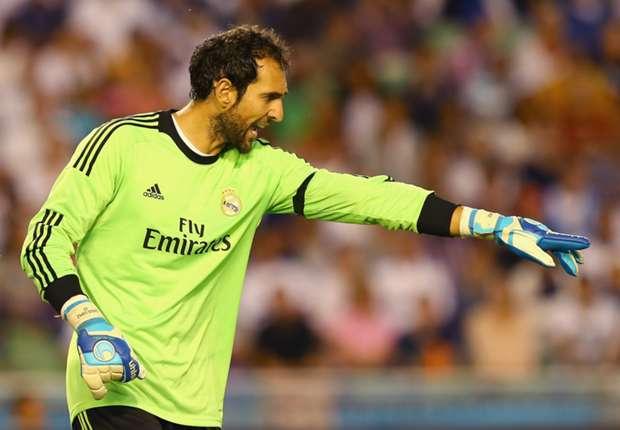 Lopez thankful for Casillas praise
