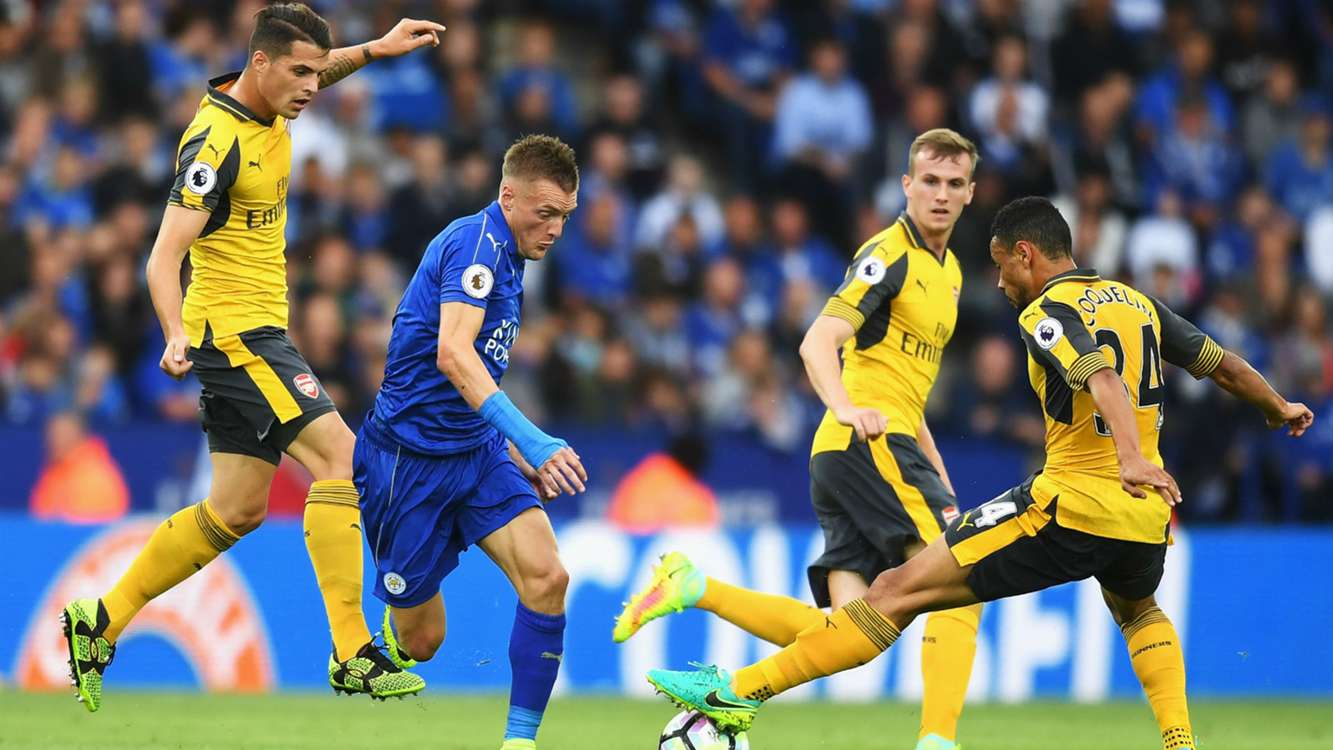 Vardy: I'm not with Wenger's way