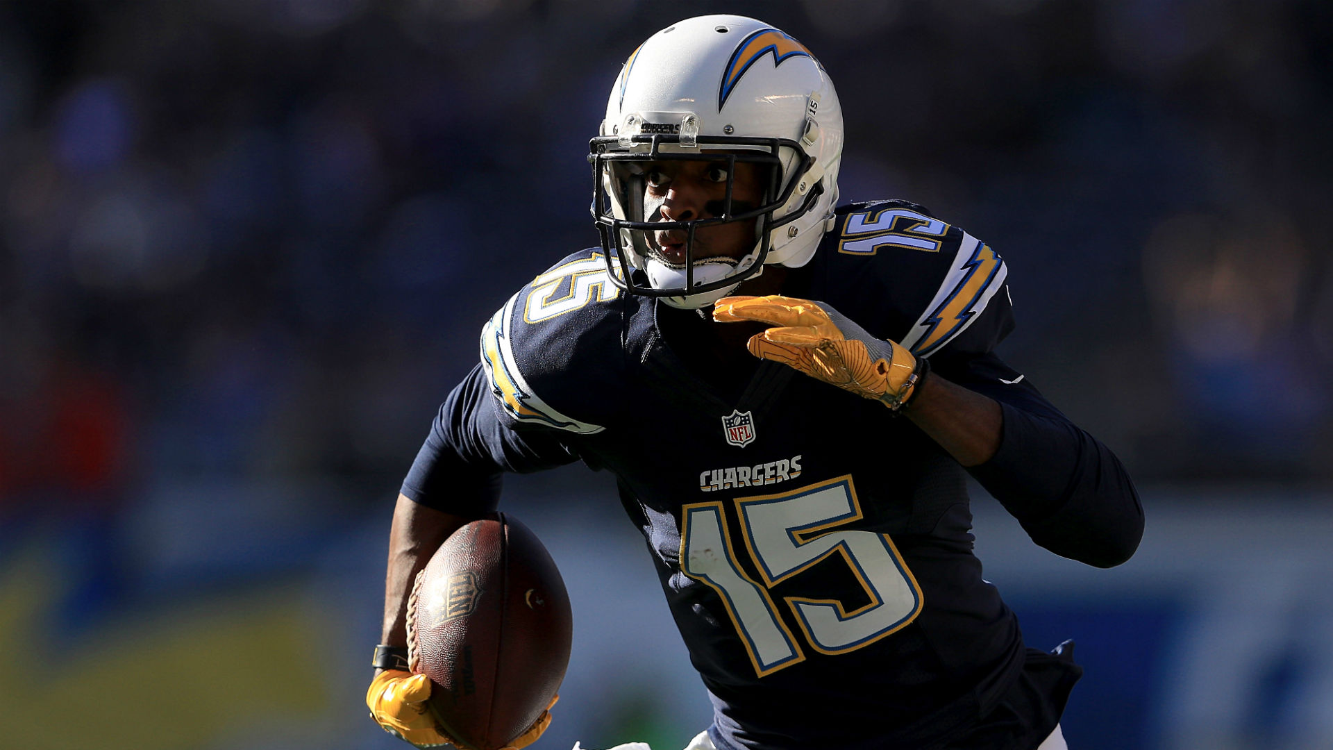 Chargers wide receiver Dontrelle Inman to miss offseason program after having surgery