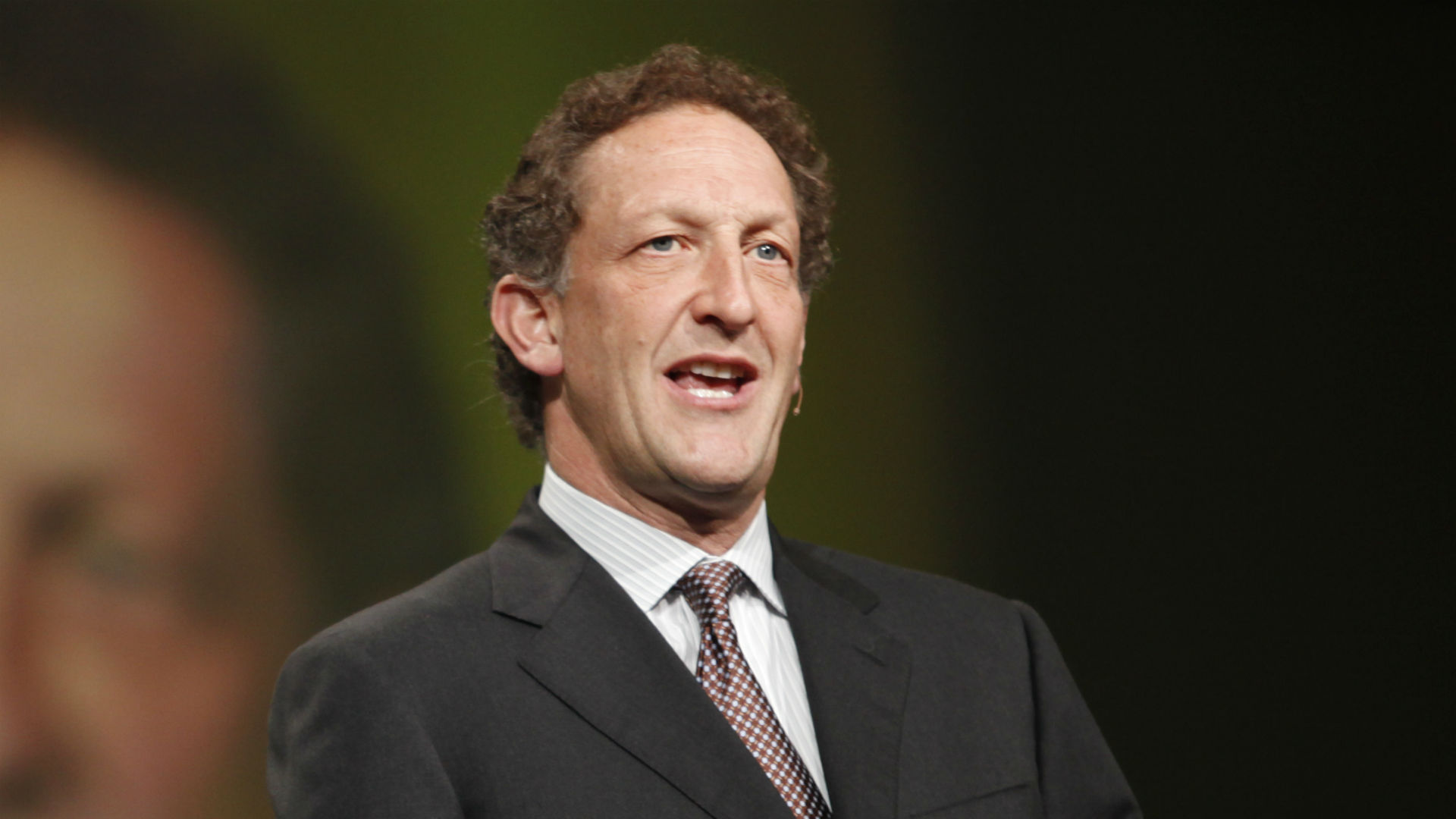 Giants CEO Larry Baer Involved In Public Altercation With His Wife
