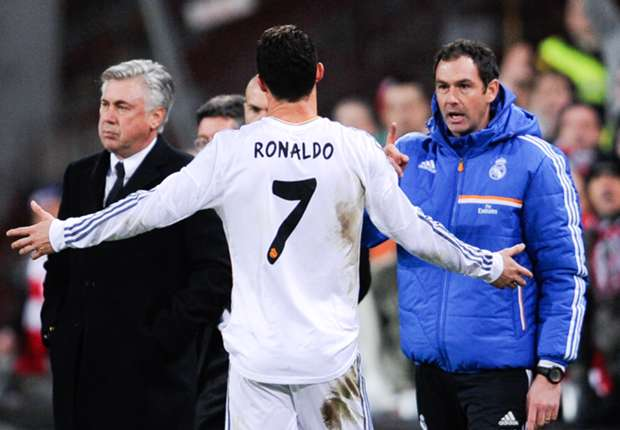 Banned Ronaldo included in Real Madrid's squad to face Elche