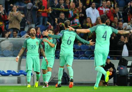 RATINGS: Quaresma shines for Portugal