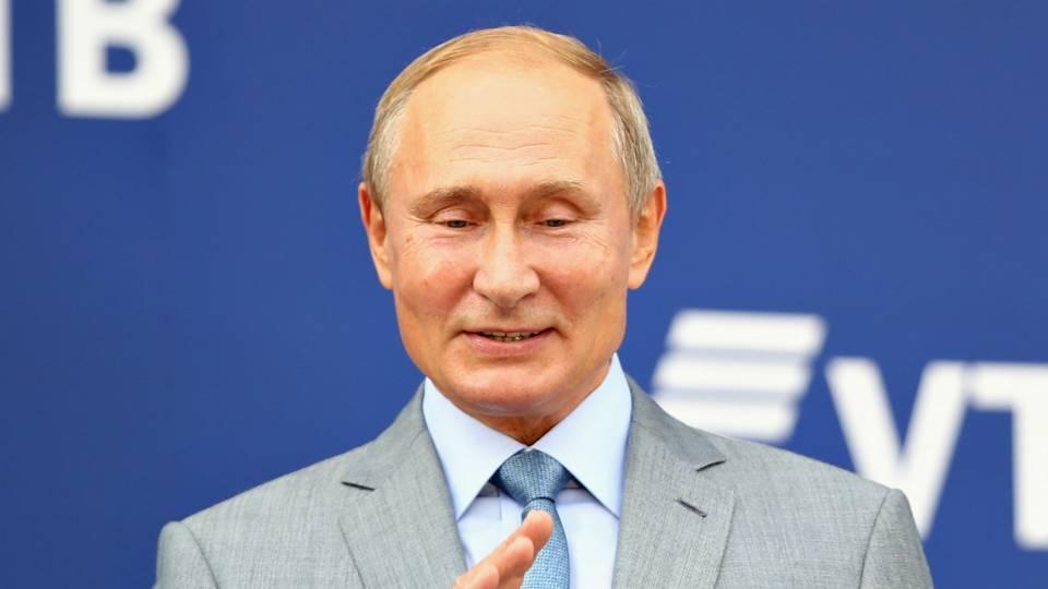 UFC 229: Vladimir Putin proud of Khabib Nurmagomedov despite brawl