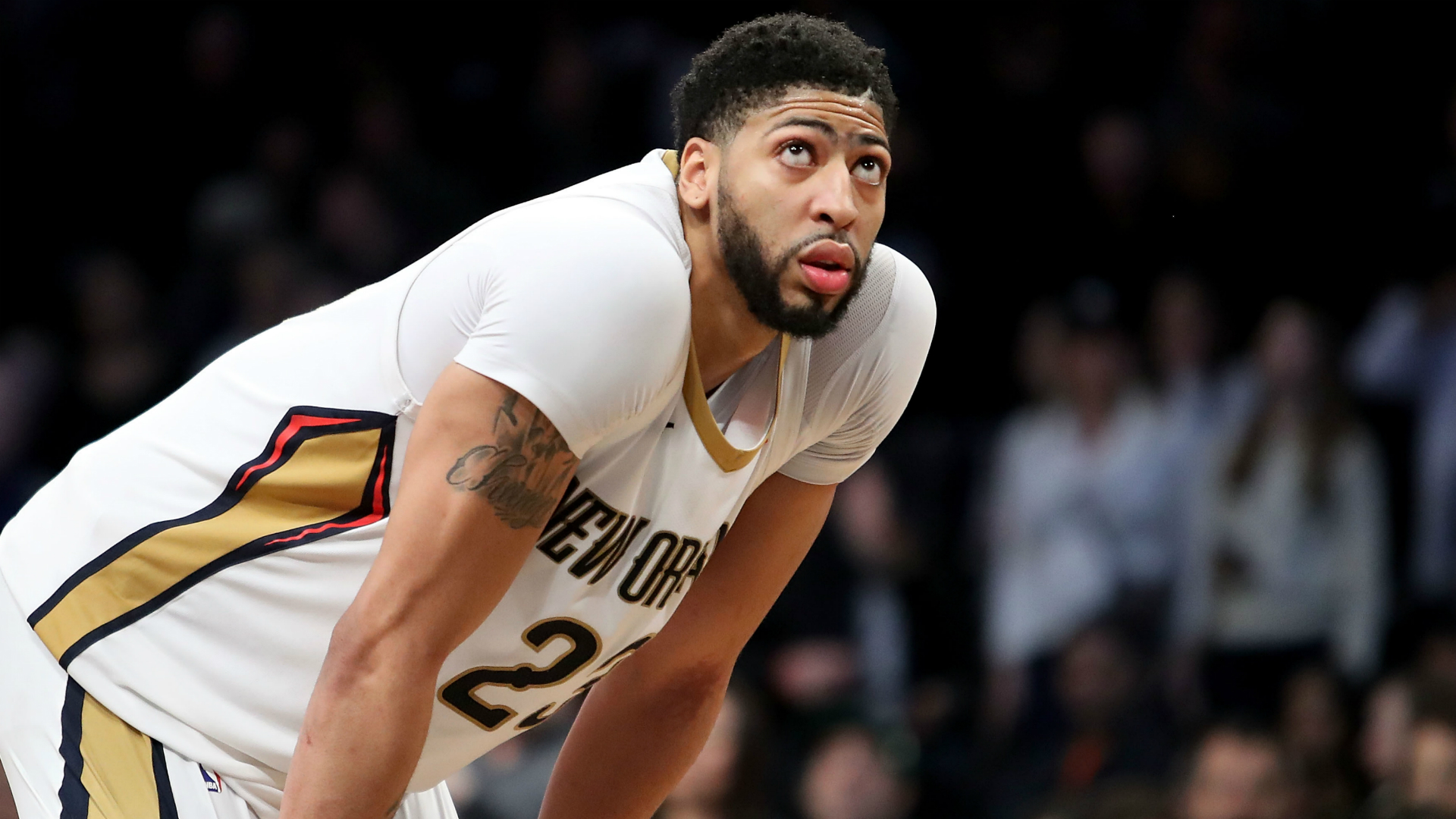 NBA denies threatening Pelicans with fine for sitting Anthony Davis