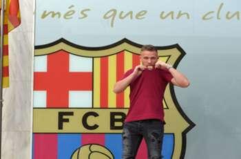 Arthur: Barcelona are the greatest team in the world
