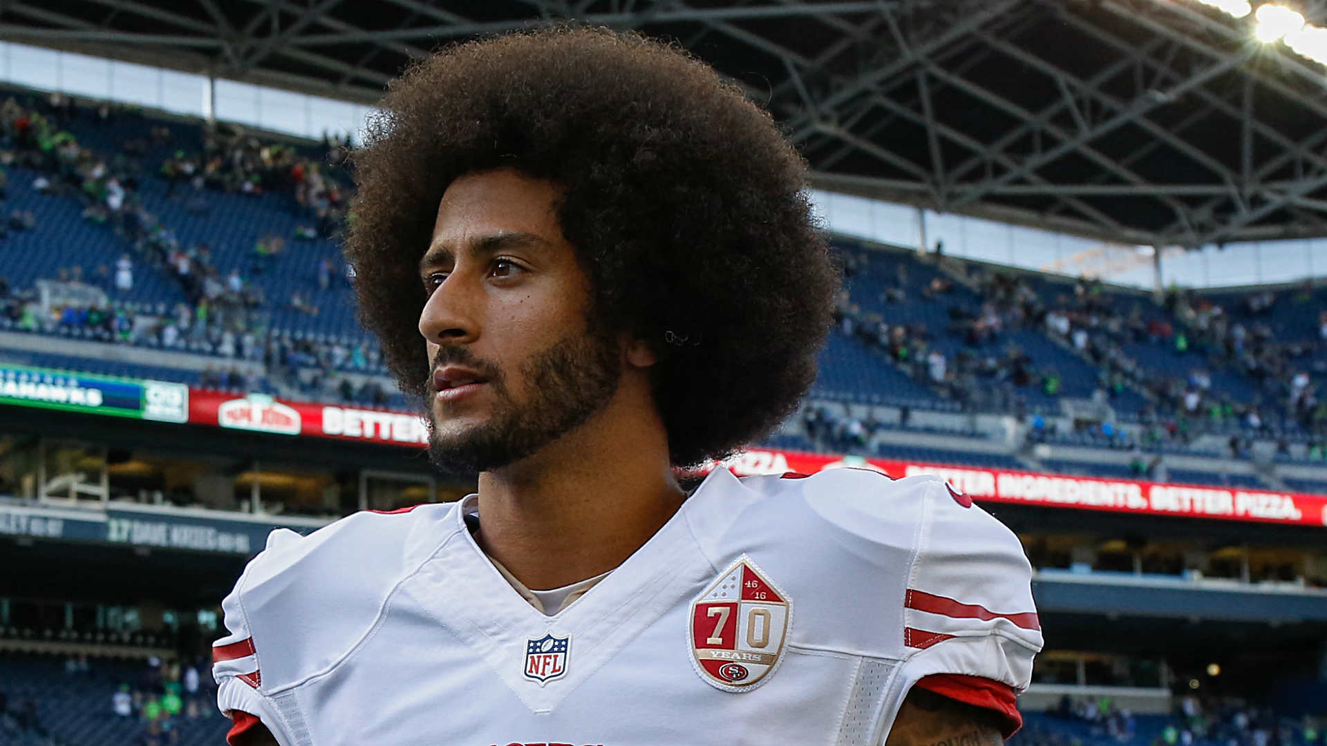 Colin Kaepernick reportedly says he wants to play football
