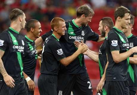 REPORT: Stoke 2-0 Singapore XI