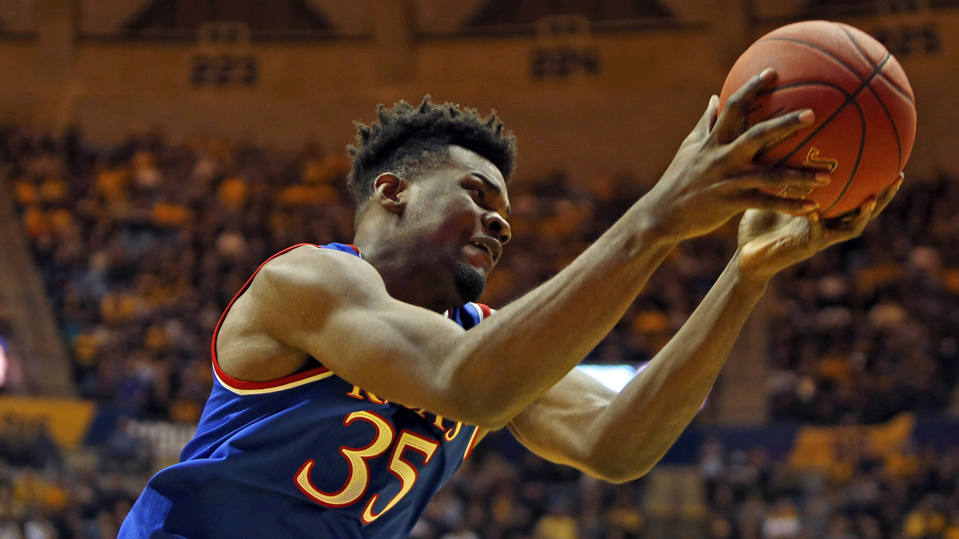 Police called on man offering 'free throw advice' as Kansas basketball dorm