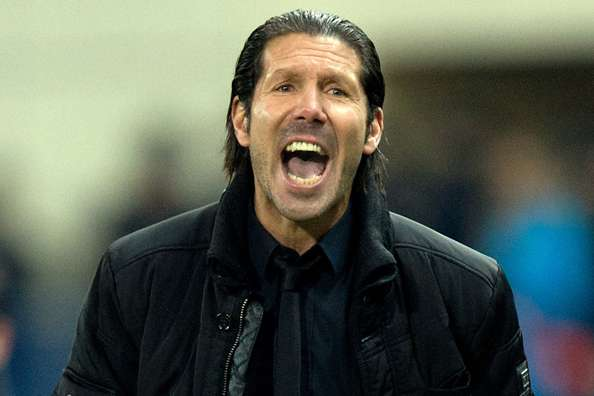 Simeone: Atletico struggled against Betis