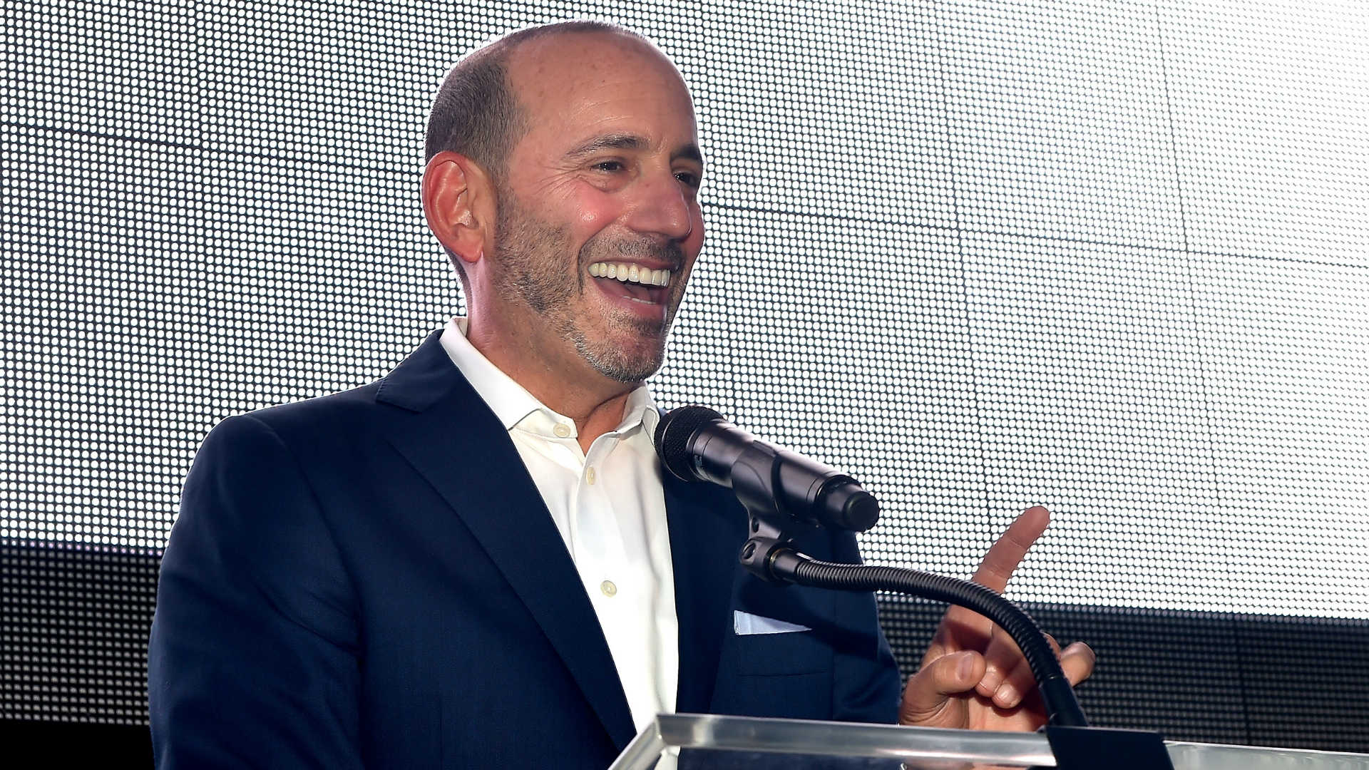 MLS commissioner says league is losing money