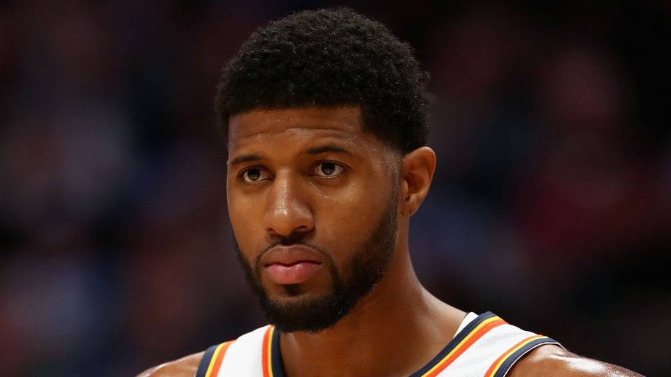 Thunder star Paul George discussed free agency with Kawhi Leonard