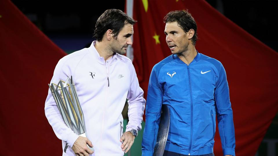 Roger Federer hails Rafael Nadal's 'unimaginable' achievement but targets top spot