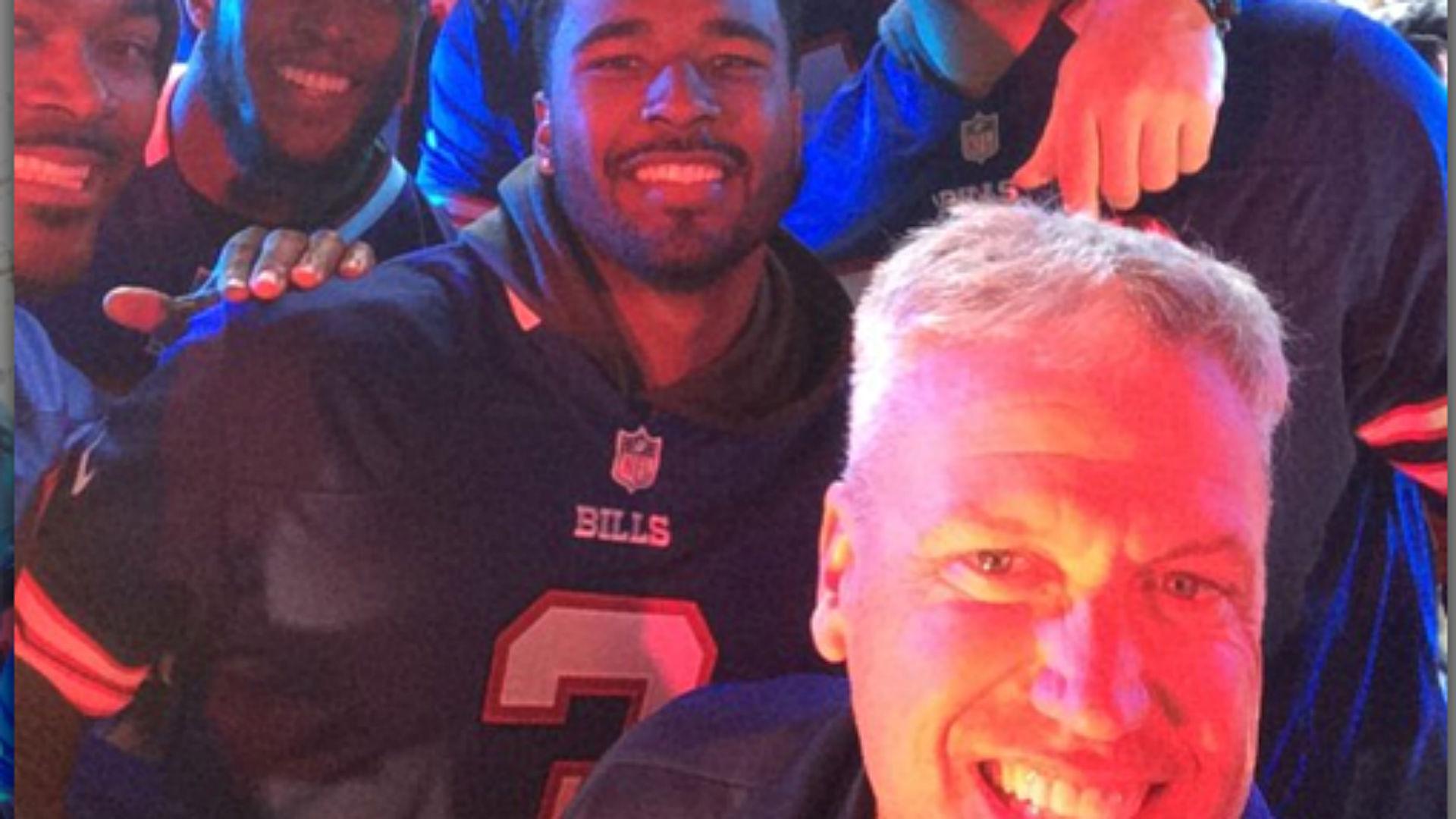 Rex Ryan and the Bills take on London